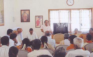 Muthiyor illam in Coimbatore