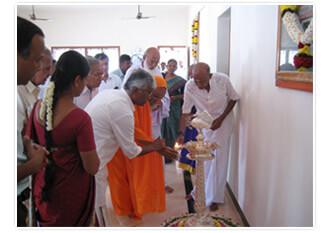 Inauguration of Aarogya Kudumbam